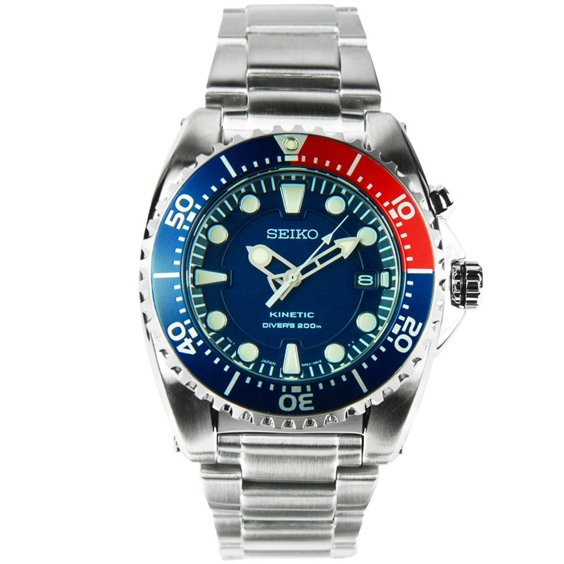 Top 10 seiko men 39 s kinetic watches the watch blog for Seiko kinetic watches