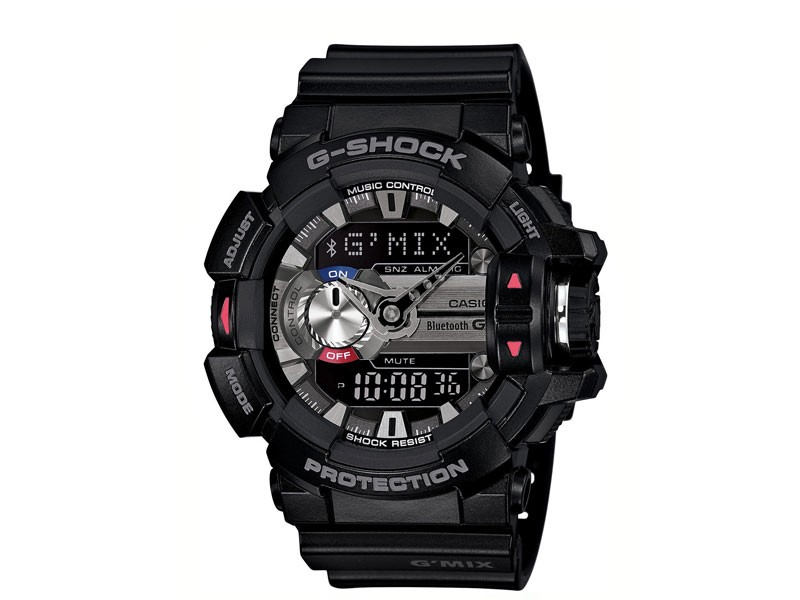 G-Shock Mens Watch GBA-400-1AER