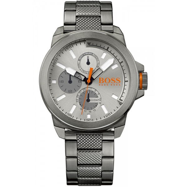 Boss Orange gentles watch New York Multieye 44 mm 1513158