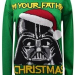 Official Star Wars Merry Sithmas Christmas Jumper