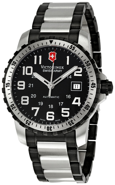 Victorinox Swiss Army Alpnach Automatic Mens Sports Watch 241197