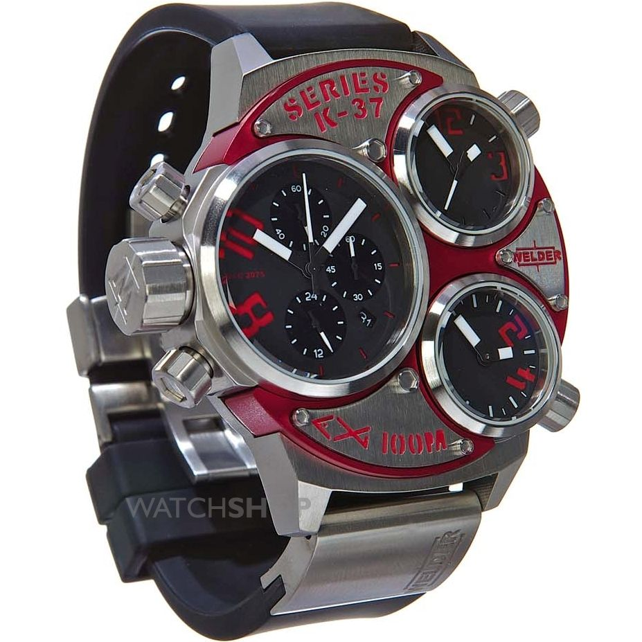5 most popular ridiculously oversized welder watches for