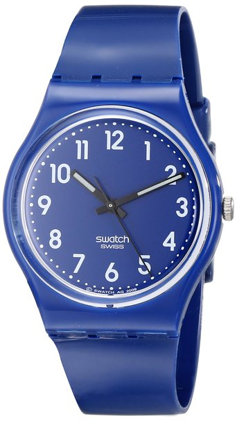 Swatch Unisex Watch Colour Code Collection Up-Wind GN230