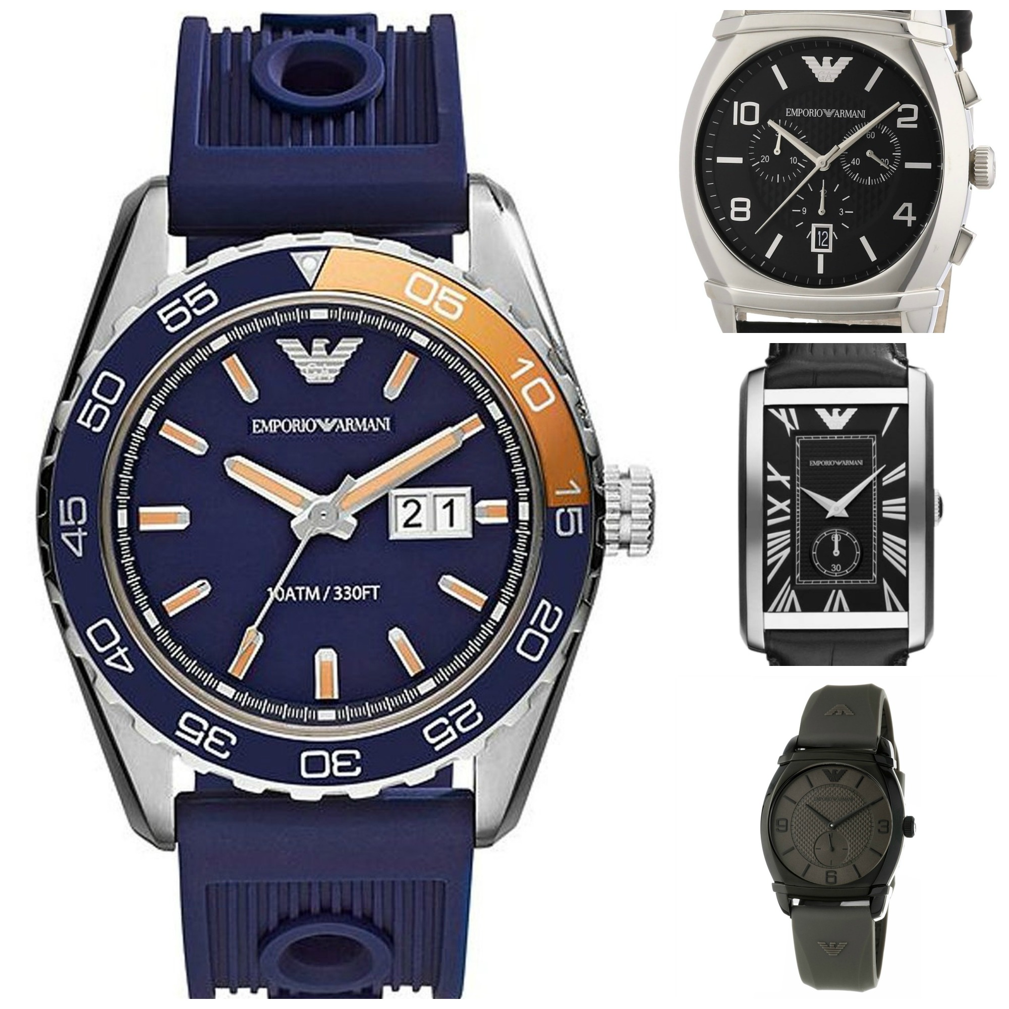 top 5 most popular emporio armani watches 163 100 for