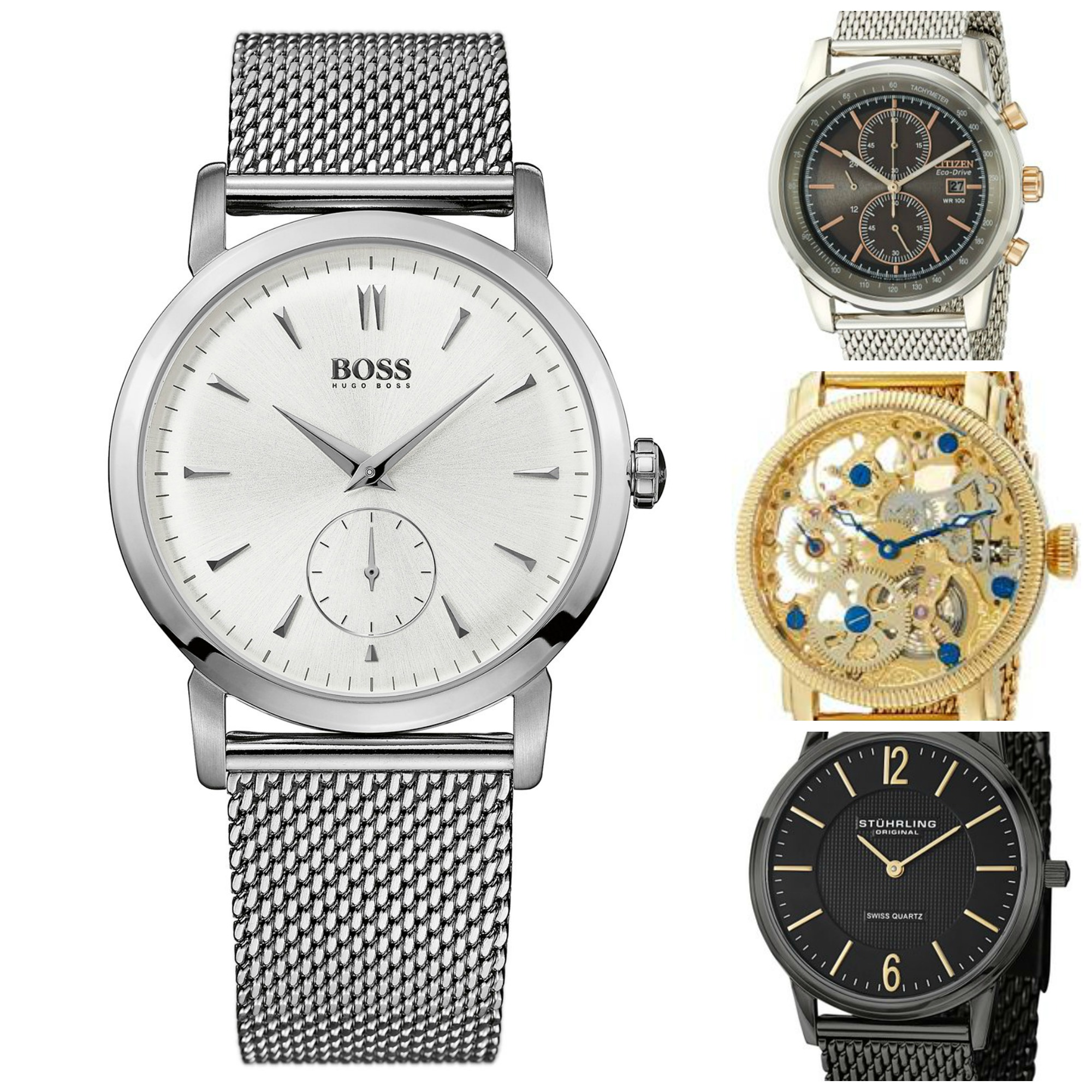 10 most popular mesh s watches the