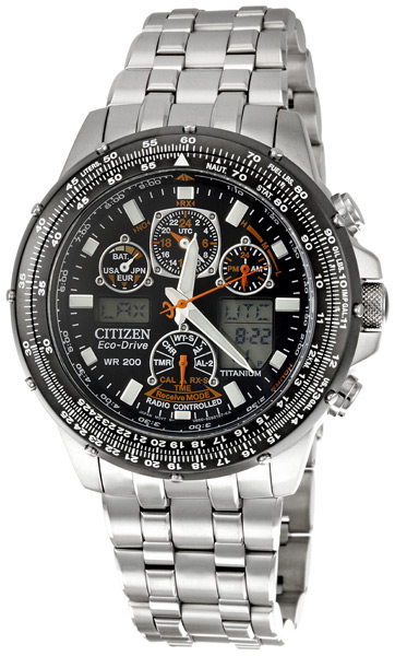 Citizen Men's Eco-Drive Skyhawk A-T Watch JY0010-50E