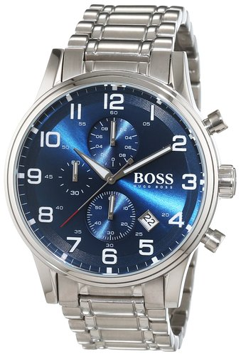 Boss Aeroliner Chronograph Mens Watch 1513183