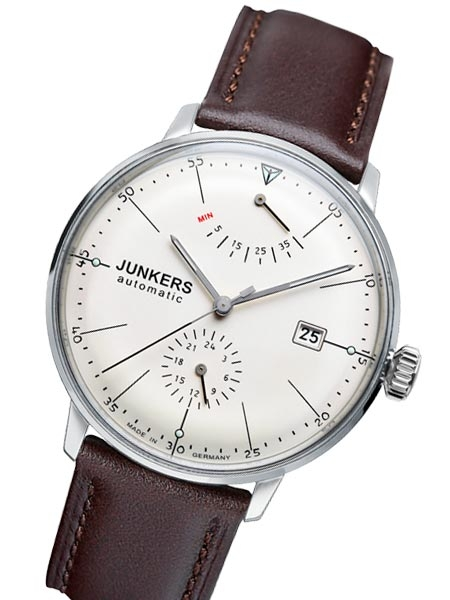 Junkers Bauhaus Automatic Mens Watch 6060-5