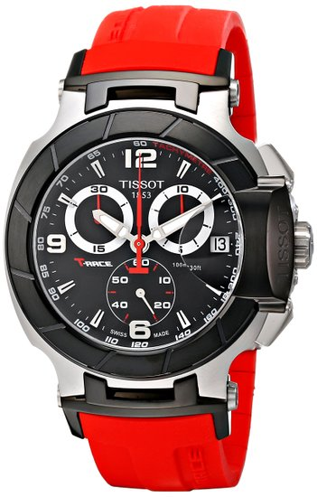 Tissot Gents Watch T-RACE T0484172705701