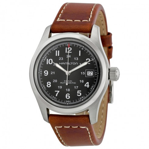 HAMILTON KHAKI FIELD AUTO MENS WATCH H70455533