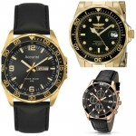 10 Best Black And Gold Watches For Men