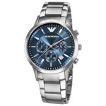 Emporio Armani Classic Blue Dial Watch AR2448 Review