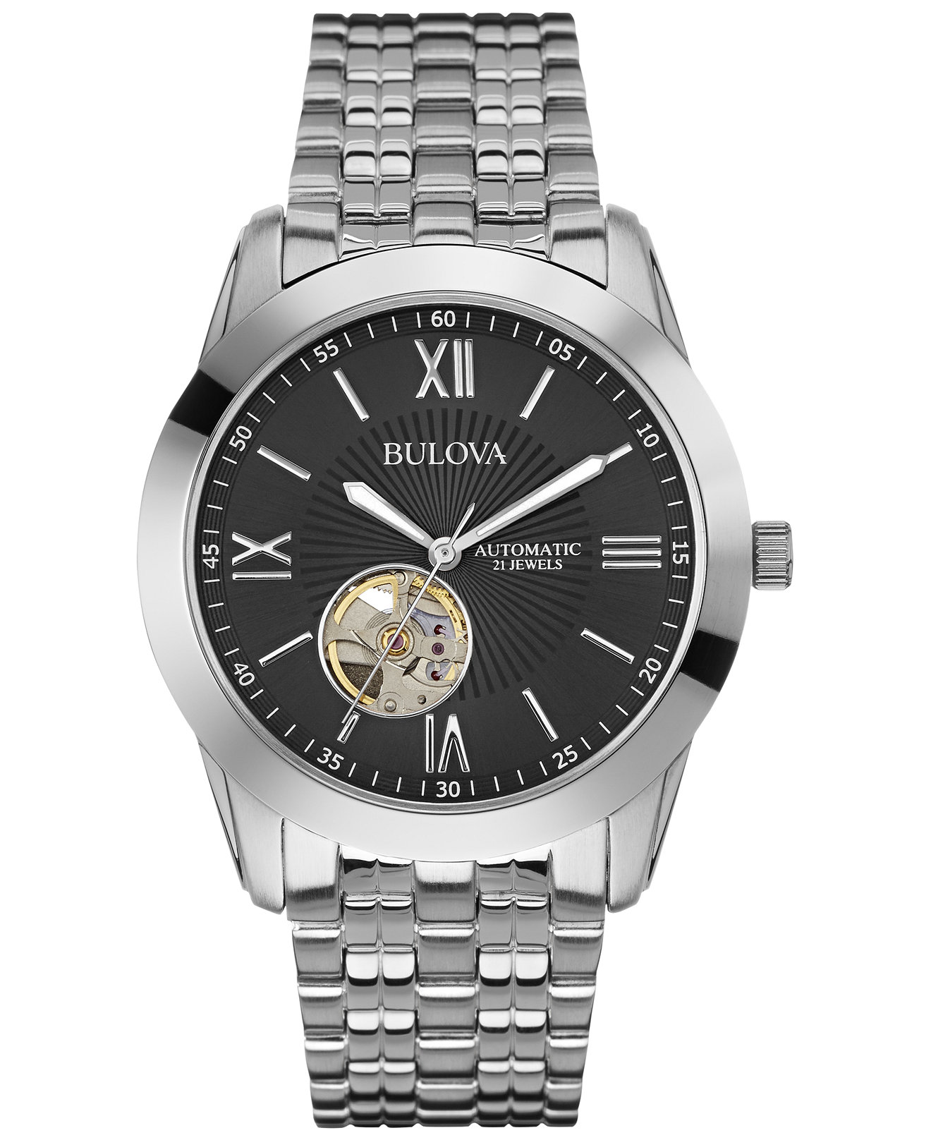 bulova automatic s 96a158 review the