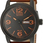 Citizen Men's Eco-Drive Strap Watch – BM8475-26E Review