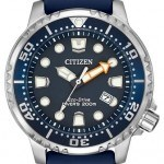 Citizen Watch Divers Men's Eco Drive Watch BN0151-09L Review