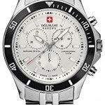 Swiss Military Flagship Chrono Men's Quartz Watch 6-5183.04.001.07 Review