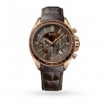 Hugo Boss Gents Watch Chronograph XL Leather 1513093 Review