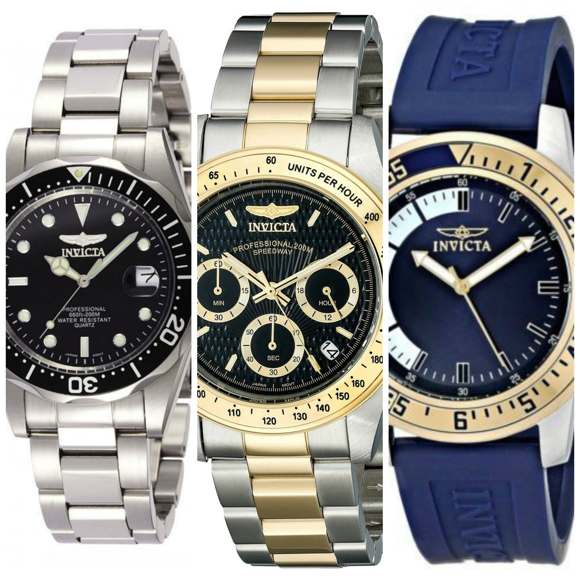 7 best cheap invicta watches for men most popular and recommended the watch blog for Cheap watches
