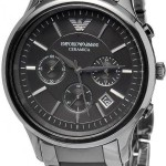 Emporio Armani Ceramic Men's Watch AR1452 Review