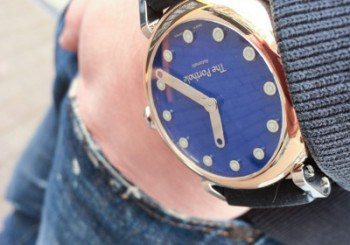 Kickstarter Campaign Worth Seeing, The Porthole By Pheidippides Watches