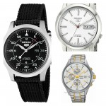 10 Best Selling Seiko Watches Most Popular Under £100 Of 2016