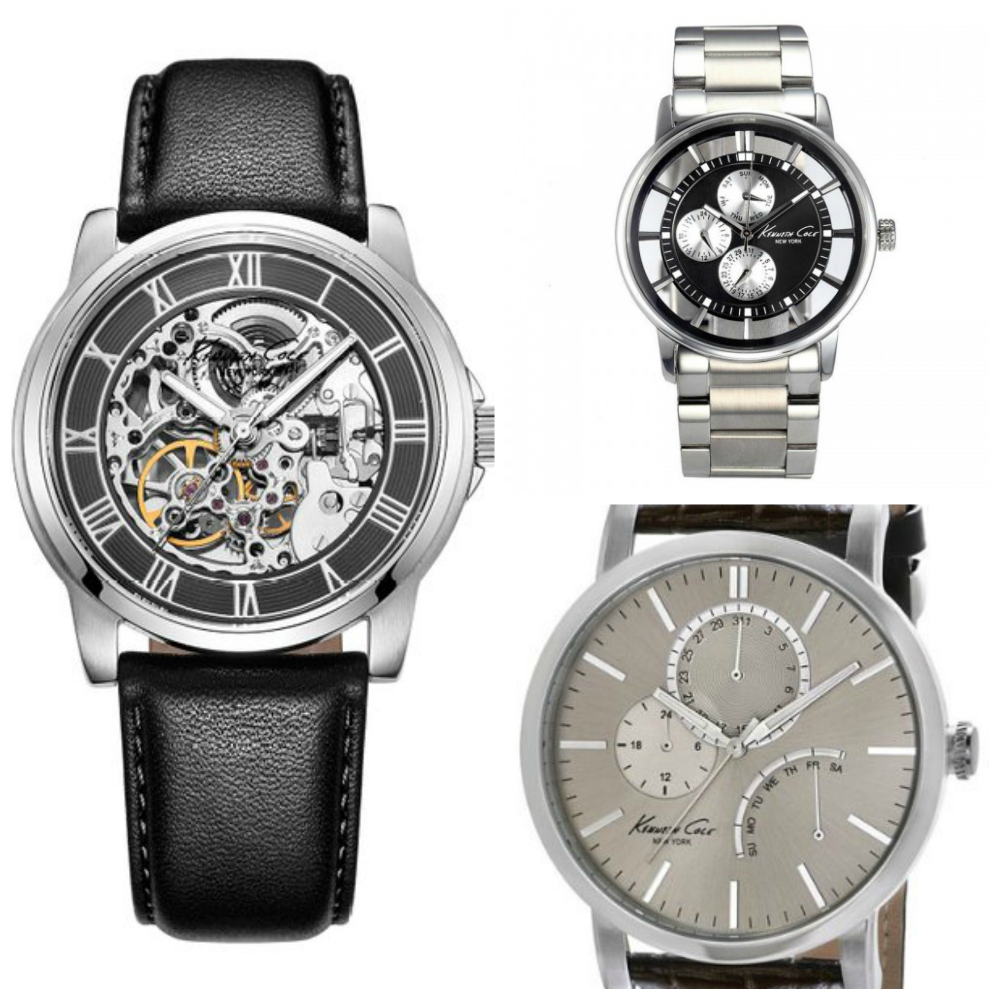 5 Most Popular Best Selling Kenneth Cole Watches For Men ...
