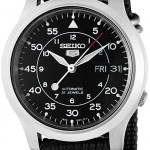 Seiko 5 Men's Automatic Watch SNK809K2 Review