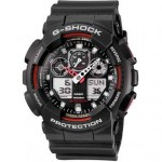 Casio G-Shock Watch GA-100-1A4ER Review