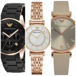 Top 9 Most Popular Emporio Armani Watches Under £200, Best Buy For Women