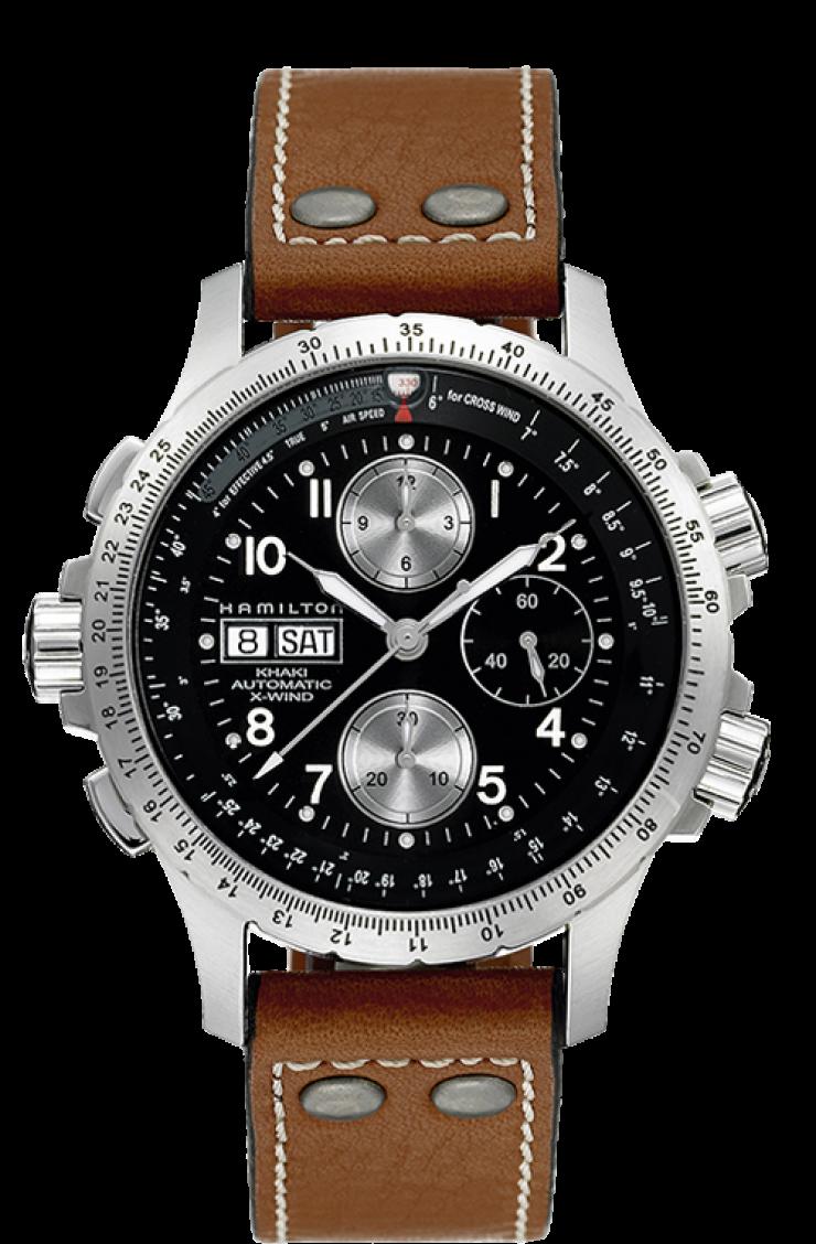 Hamilton H77616533  watch