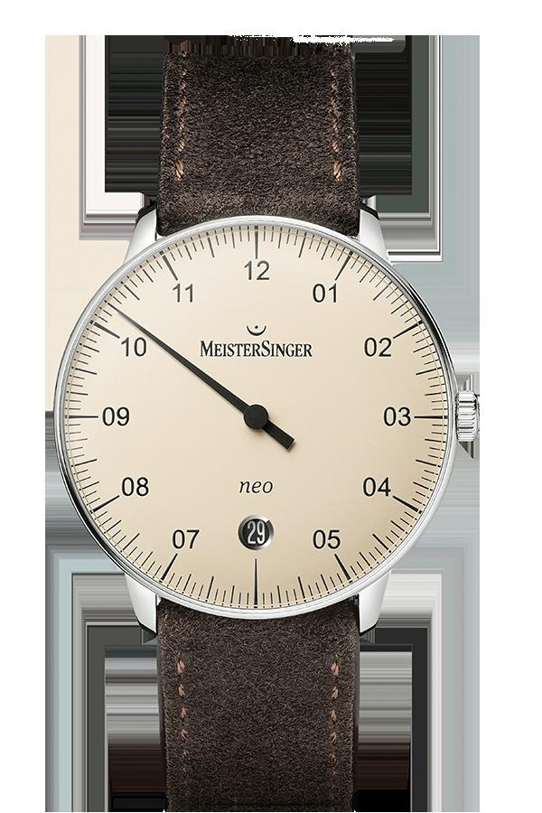 MeisterSinger NE903N automatic Swiss Watch