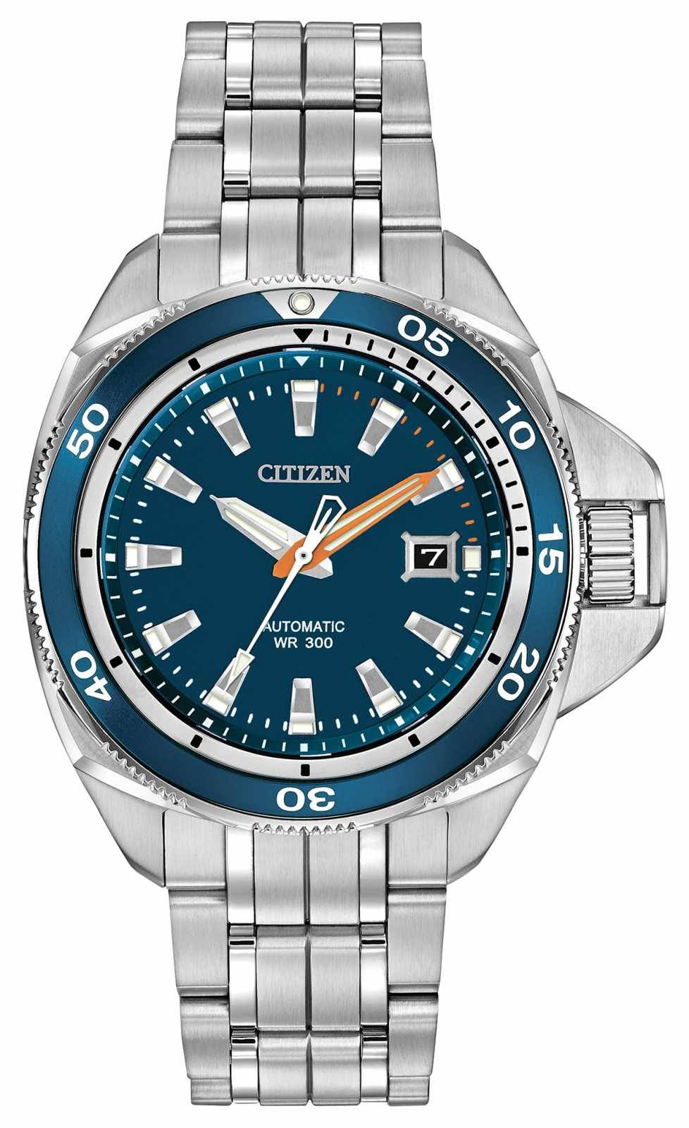 ultimate top 100 best automatic watches under £1000 the watch blog citizen signature nb1031 53l