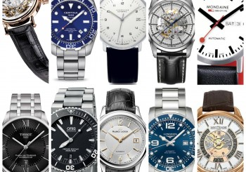 Ultimate Top 100 Best Automatic Watches Under £1000 (Updated 2018)
