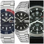 14 Best Seiko Watches For Men / Seiko 5 Collection (Updated 2018)
