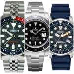 Ultimate Top 33 Best Dive Watches For Men 2017