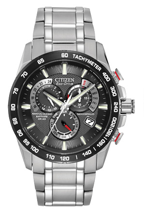 Citizen AT4008-51E Perpetual Calendar