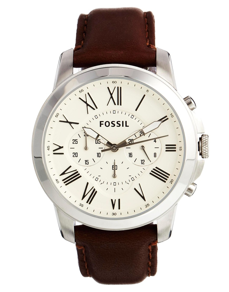 Fossil Watches UK FS4735