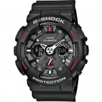 Casio G-Shock Men's Watch GA-120-1AER Review