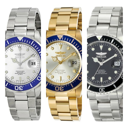 Invicta Watches Reviewed Banner 1