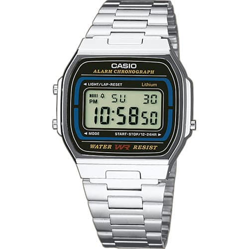 Casio A164WA-1VES review