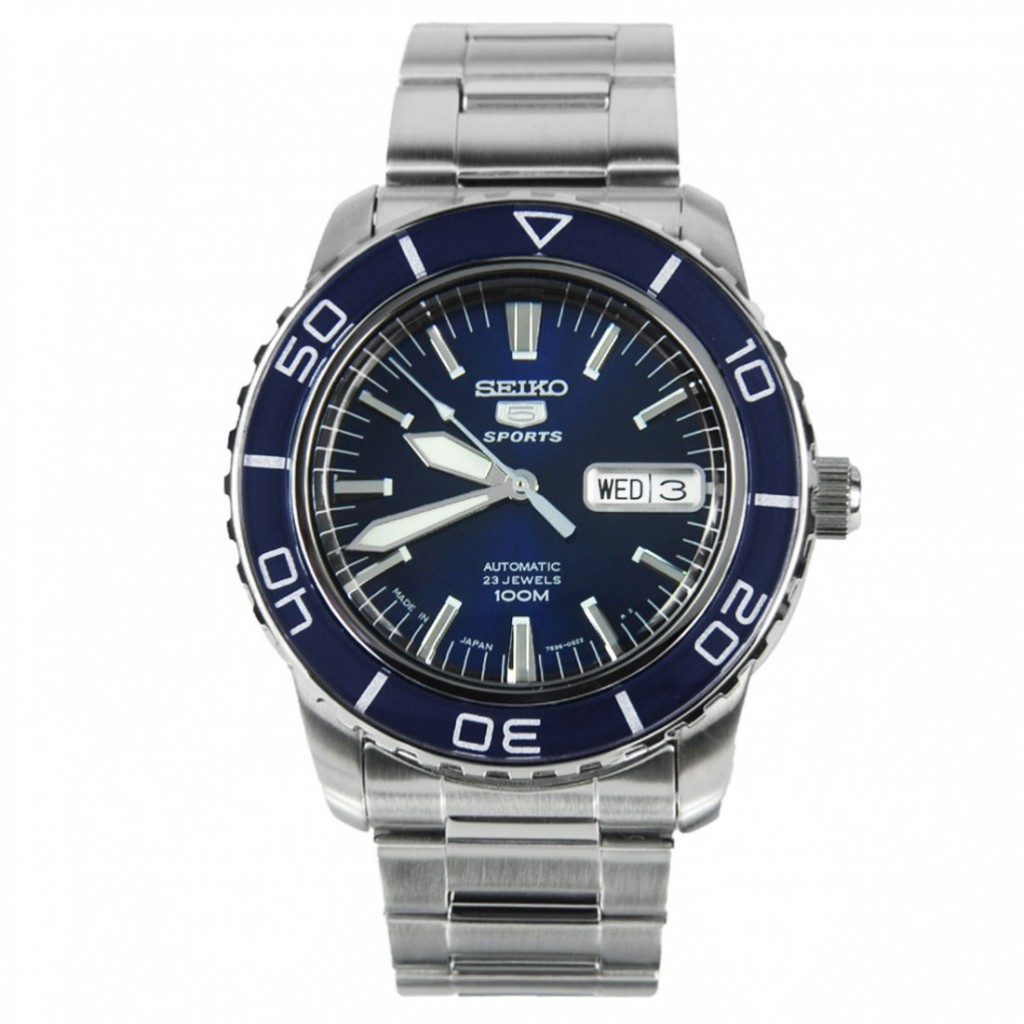 Seiko 5 Men's Automatic Watch SNZH53 Review