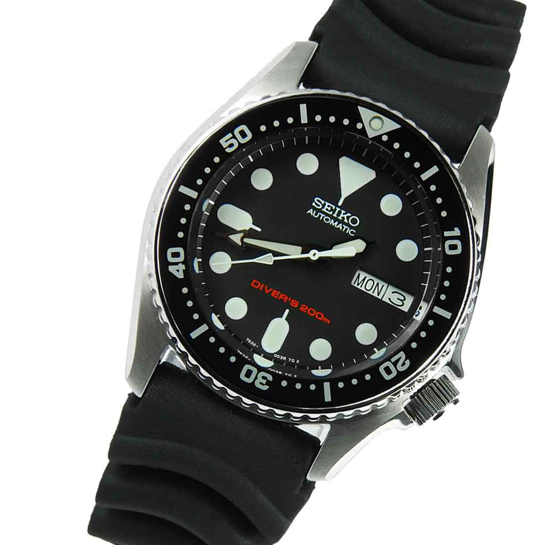 Seiko men 39 s automatic watch skx013 review the watch blog - Best seiko dive watch ...