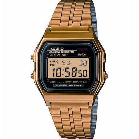 Casio Retro Watch A159WGEA-1EF