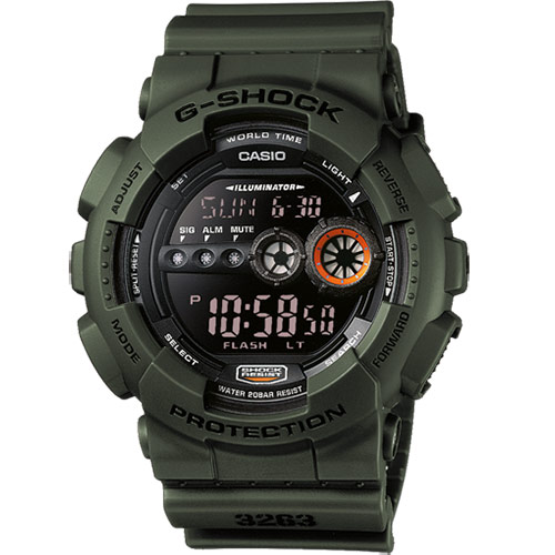 G-Shock Casio GD-100MS-3ER