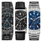 bulova chronograph watches