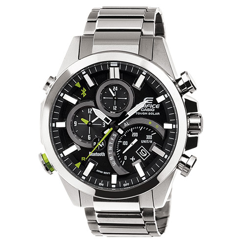 casio tough solar edifice watch EQB-500D-1AER