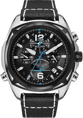 Bulova Precisionist Quartz Chronograph watch 98B226
