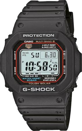 Casio G-Shock atomic watches GW-M5610-1ER