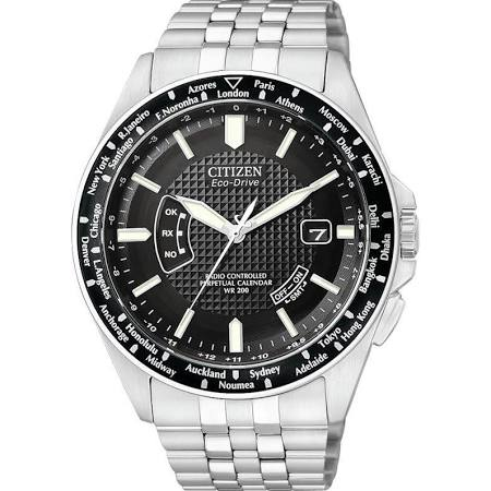 Citizen solar atomic watch CB0020-50E