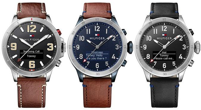 tommy hilfiger hybrid watch